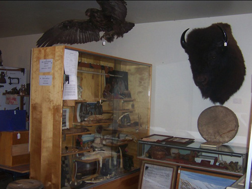 Glimpse of Museum Collection - First Nations