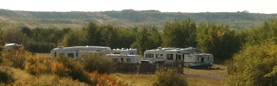 Stay at our Heritage RV Park